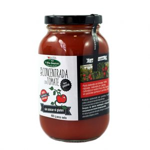 Pasta de Tomate Organica