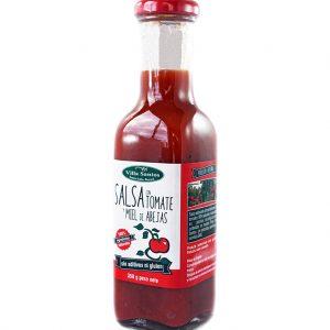 Salsa de Tomate Organica con Miel