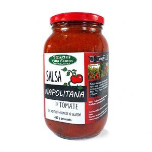 Salsa Napolitana Organica