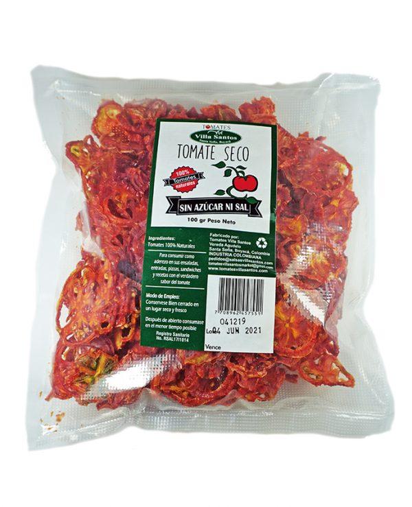Tomates Secos Organicos